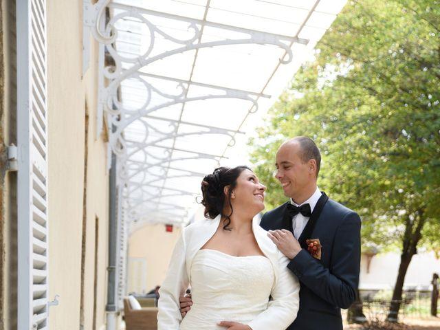Le mariage de Aurélien et Gaëlle à Taluyers, Rhône 16