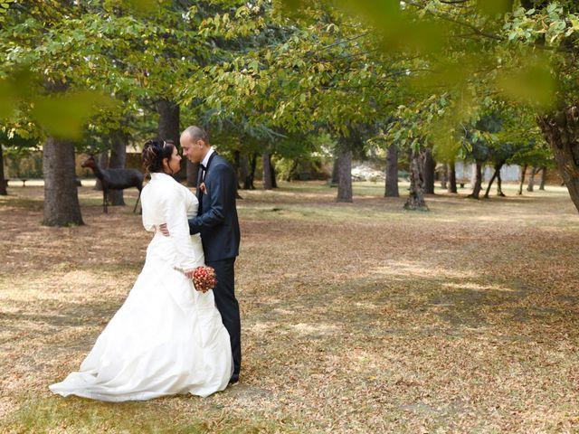 Le mariage de Aurélien et Gaëlle à Taluyers, Rhône 19