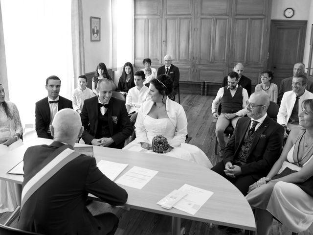 Le mariage de Aurélien et Gaëlle à Taluyers, Rhône 30