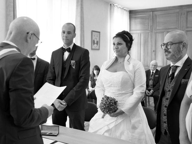 Le mariage de Aurélien et Gaëlle à Taluyers, Rhône 31
