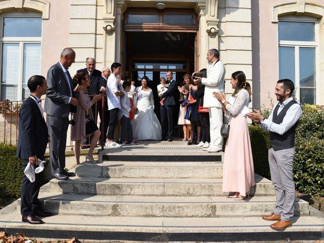 Le mariage de Aurélien et Gaëlle à Taluyers, Rhône 33