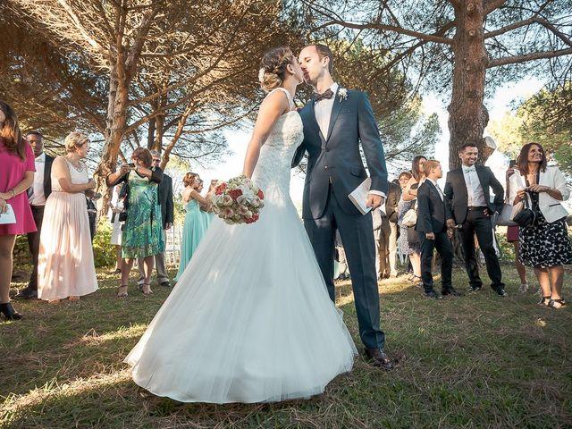 Le mariage de Célia et Walker