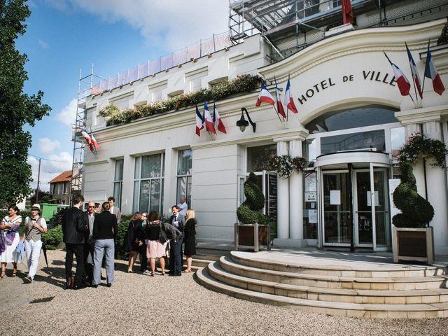 Le mariage de Emmanuel et Florence à Ermont, Val-d'Oise 3