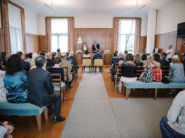 Le mariage de Emmanuel et Florence à Ermont, Val-d'Oise 30