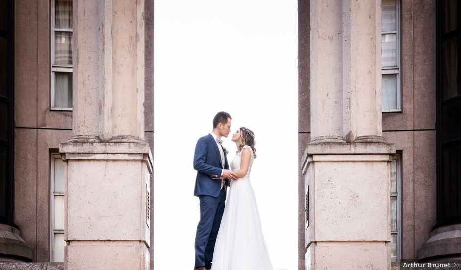 Le mariage de Louis et Blandine à Coulommiers, Seine-et-Marne