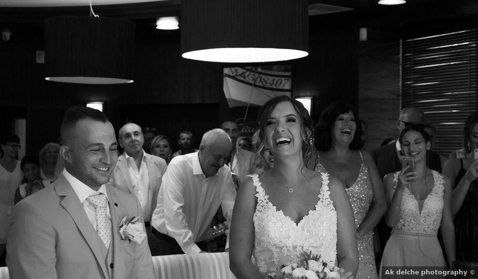 Le mariage de Franck et Wendy à Roquebrune-sur Argens, Var