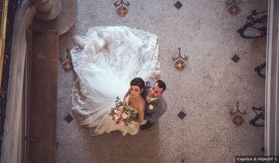 Le mariage de Axel et Stéphy à Asnières sur Seine, Hauts-de-Seine