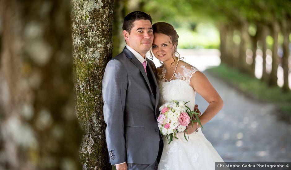 Le mariage de Adrien et Claire à Nevers, Nièvre