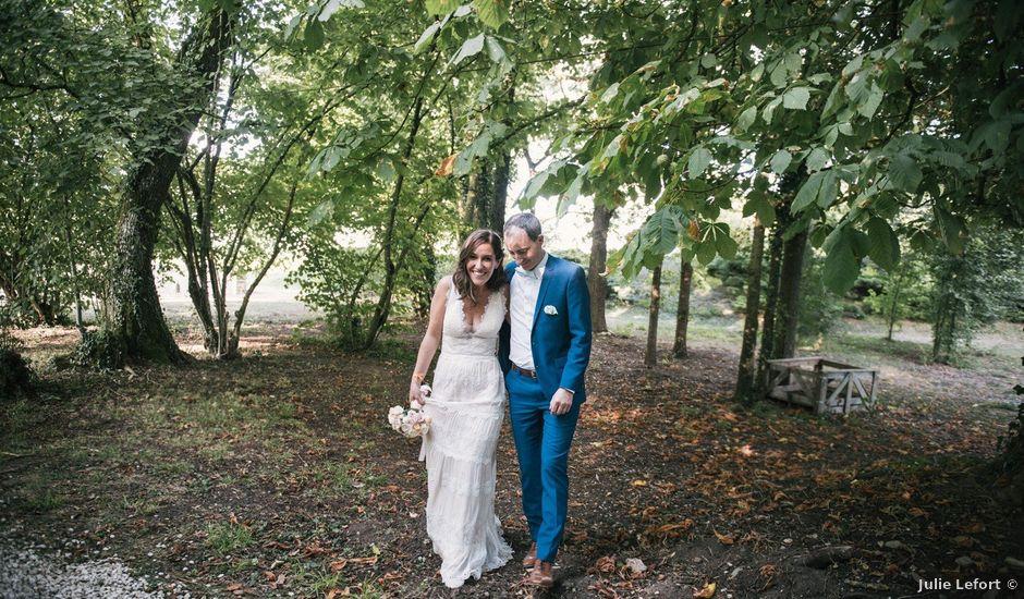 Le mariage de Emmanuel et Florence à Ermont, Val-d'Oise