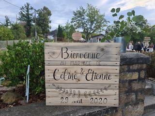 Le mariage de Céline et Etienne 1