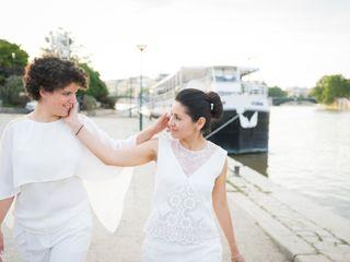 Le mariage de Benedetta et Zaira