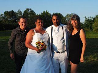 Le mariage de Nadège et Nicolas 1