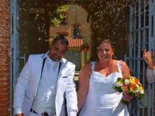 Le mariage de Nadège et Nicolas