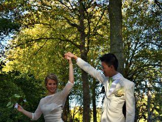 Le mariage de Lucie et Denis 1