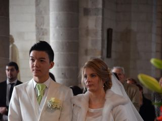 Le mariage de Lucie et Denis 3