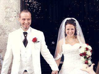 Le mariage de Lucie et Xavier