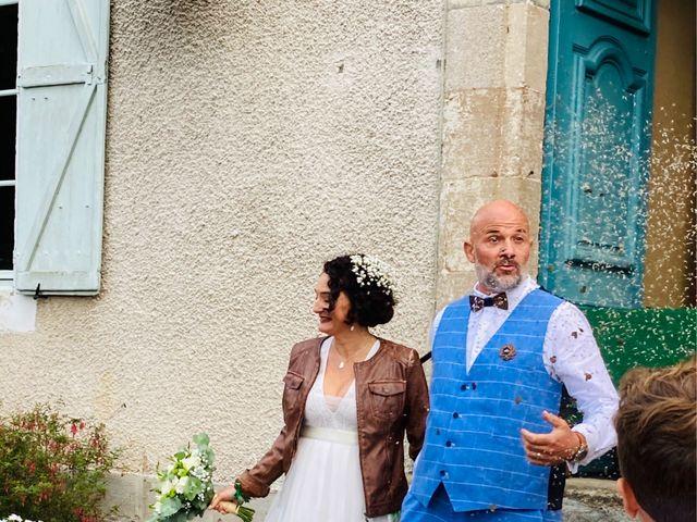 Le mariage de Etienne et Céline à Vigeois, Corrèze 5