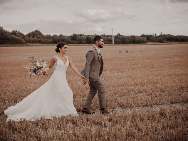 Le mariage de Adriano et Kathy à Évry-Grégy-sur-Yerre, Seine-et-Marne 41