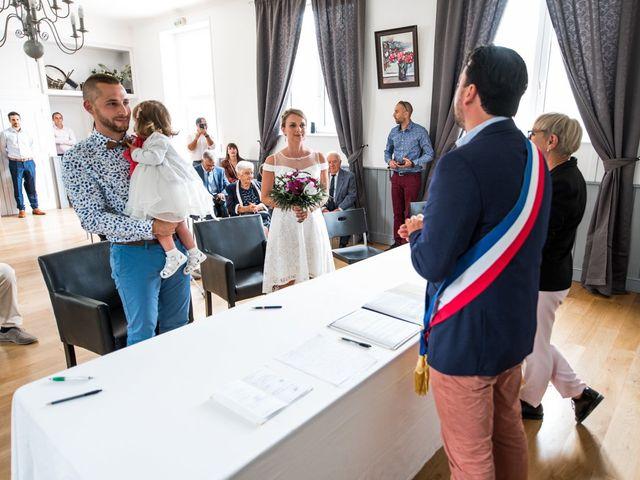 Le mariage de Benoît et Fanny à Les Gonds, Charente Maritime 5