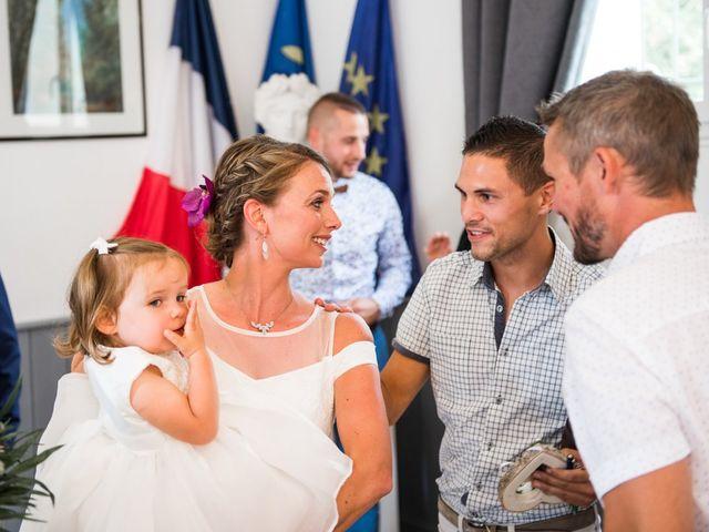 Le mariage de Benoît et Fanny à Les Gonds, Charente Maritime 7