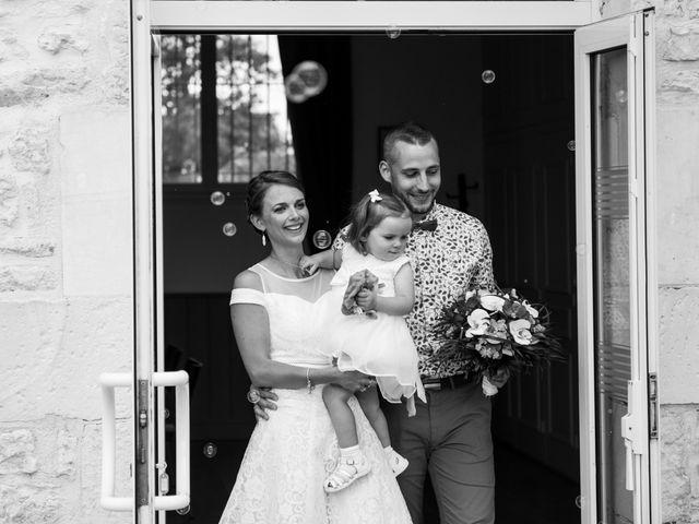 Le mariage de Benoît et Fanny à Les Gonds, Charente Maritime 8