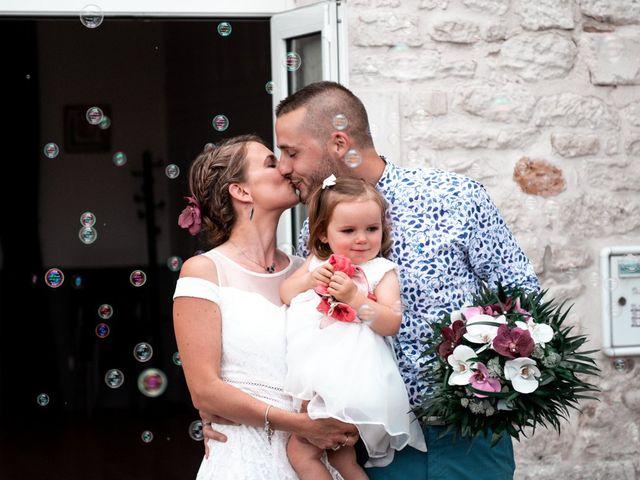 Le mariage de Benoît et Fanny à Les Gonds, Charente Maritime 9