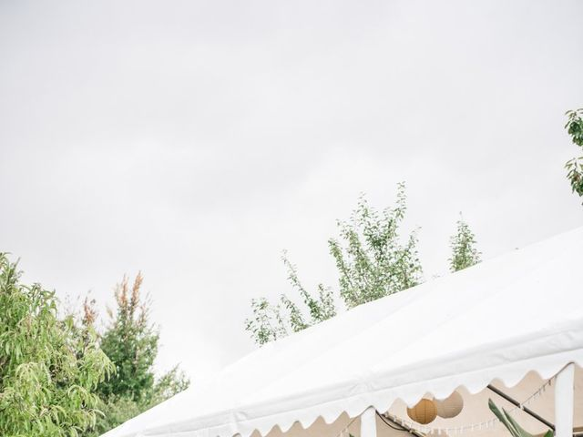 Le mariage de Benoît et Fanny à Les Gonds, Charente Maritime 10