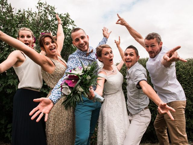 Le mariage de Benoît et Fanny à Les Gonds, Charente Maritime 16