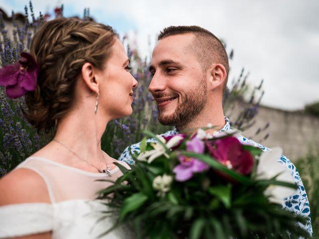 Le mariage de Benoît et Fanny à Les Gonds, Charente Maritime 20
