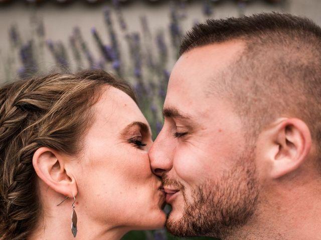 Le mariage de Benoît et Fanny à Les Gonds, Charente Maritime 21