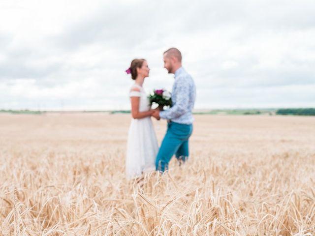 Le mariage de Benoît et Fanny à Les Gonds, Charente Maritime 2