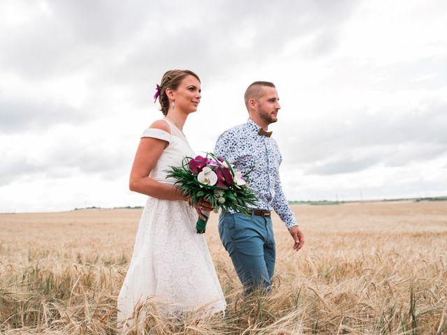 Le mariage de Benoît et Fanny à Les Gonds, Charente Maritime 25