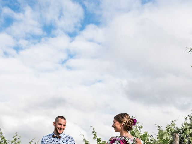 Le mariage de Benoît et Fanny à Les Gonds, Charente Maritime 30