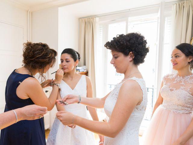 Le mariage de Zaira et Benedetta à Paris, Paris 3