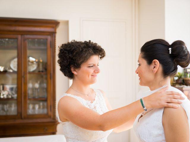 Le mariage de Zaira et Benedetta à Paris, Paris 5