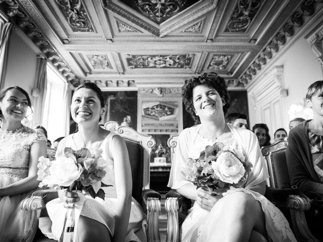 Le mariage de Zaira et Benedetta à Paris, Paris 10