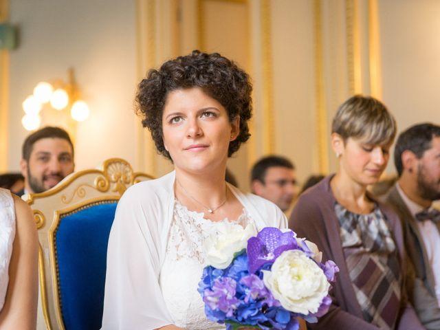 Le mariage de Zaira et Benedetta à Paris, Paris 12