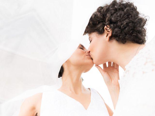 Le mariage de Zaira et Benedetta à Paris, Paris 21