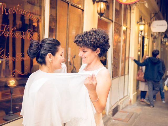 Le mariage de Zaira et Benedetta à Paris, Paris 24