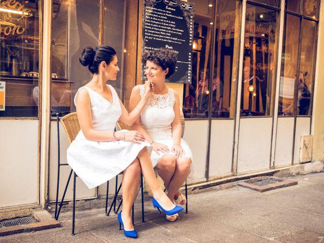 Le mariage de Zaira et Benedetta à Paris, Paris 25