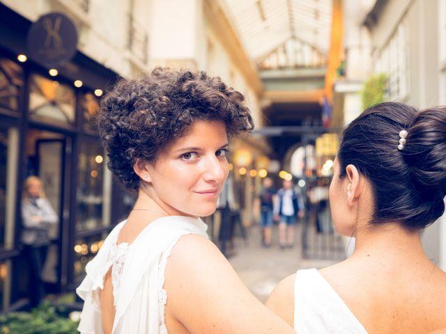 Le mariage de Zaira et Benedetta à Paris, Paris 26