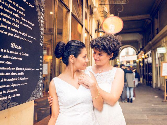 Le mariage de Zaira et Benedetta à Paris, Paris 27