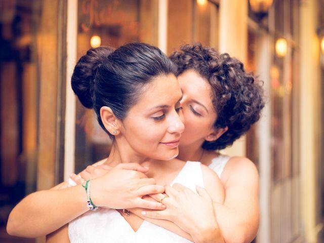 Le mariage de Zaira et Benedetta à Paris, Paris 28