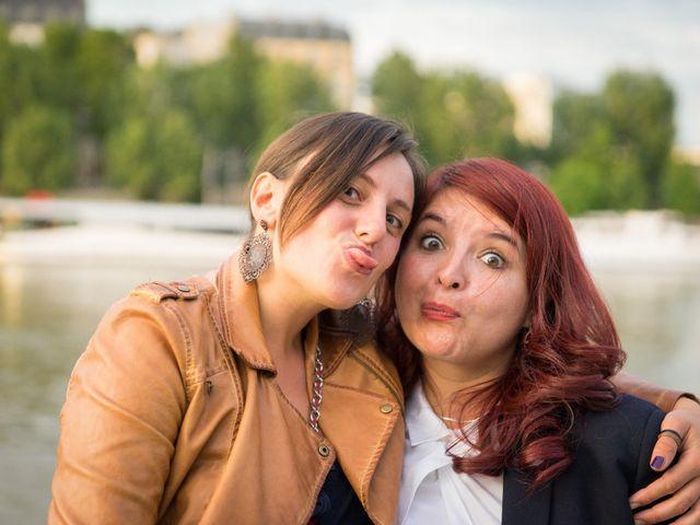 Le mariage de Zaira et Benedetta à Paris, Paris 47