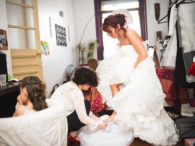 Le mariage de Nicolas et Laureline à Roubaix, Nord 2