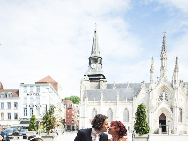 Le mariage de Nicolas et Laureline à Roubaix, Nord 12