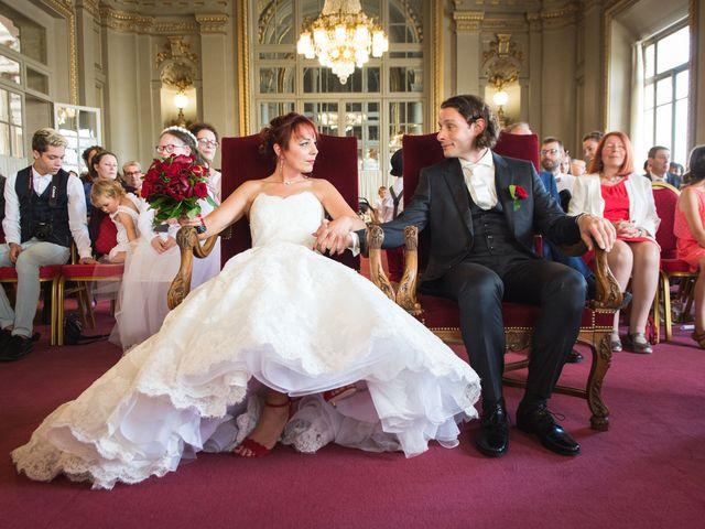 Le mariage de Nicolas et Laureline à Roubaix, Nord 15