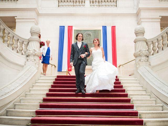 Le mariage de Nicolas et Laureline à Roubaix, Nord 19