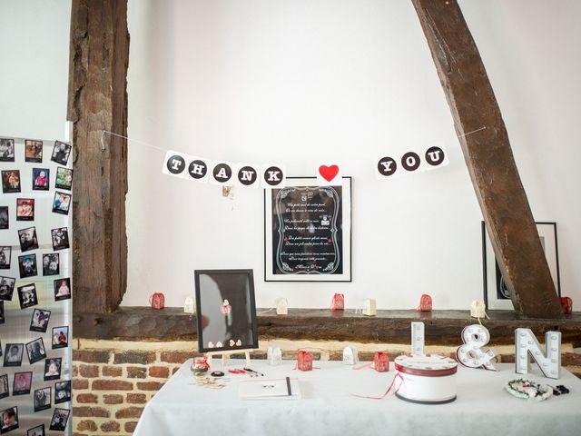 Le mariage de Nicolas et Laureline à Roubaix, Nord 35