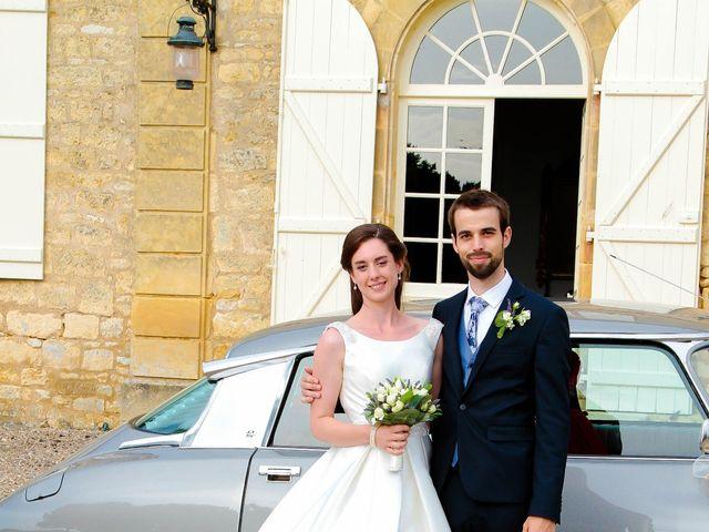 Le mariage de Jérémy et Elise à Carsac-Aillac, Dordogne 7